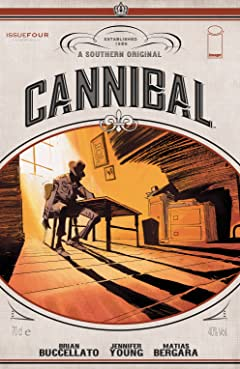 Cannibal #4