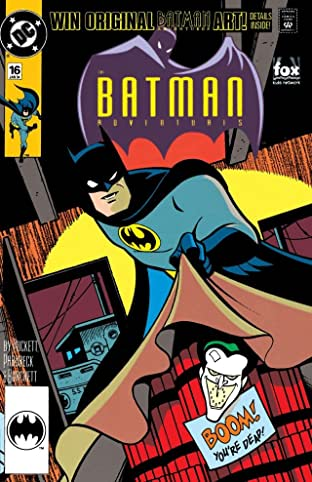 The Batman Adventures (1992-1995) #16