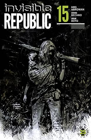 Invisible Republic No.15
