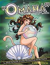 Omaha the Cat Dancer Vol. 4