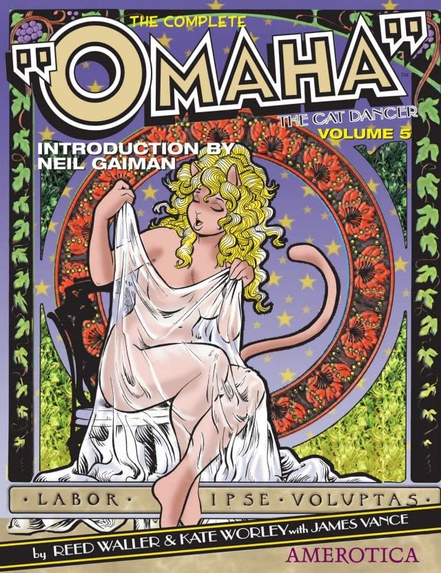 Omaha the Cat Dancer Vol. 5