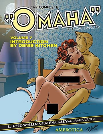 Omaha the Cat Dancer Vol. 7