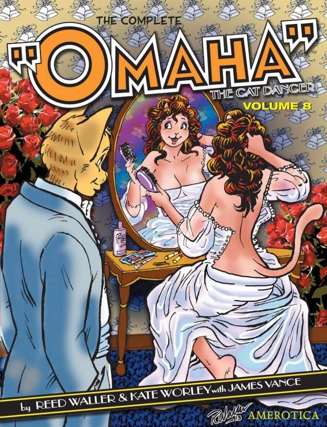 Omaha the Cat Dancer Vol. 8