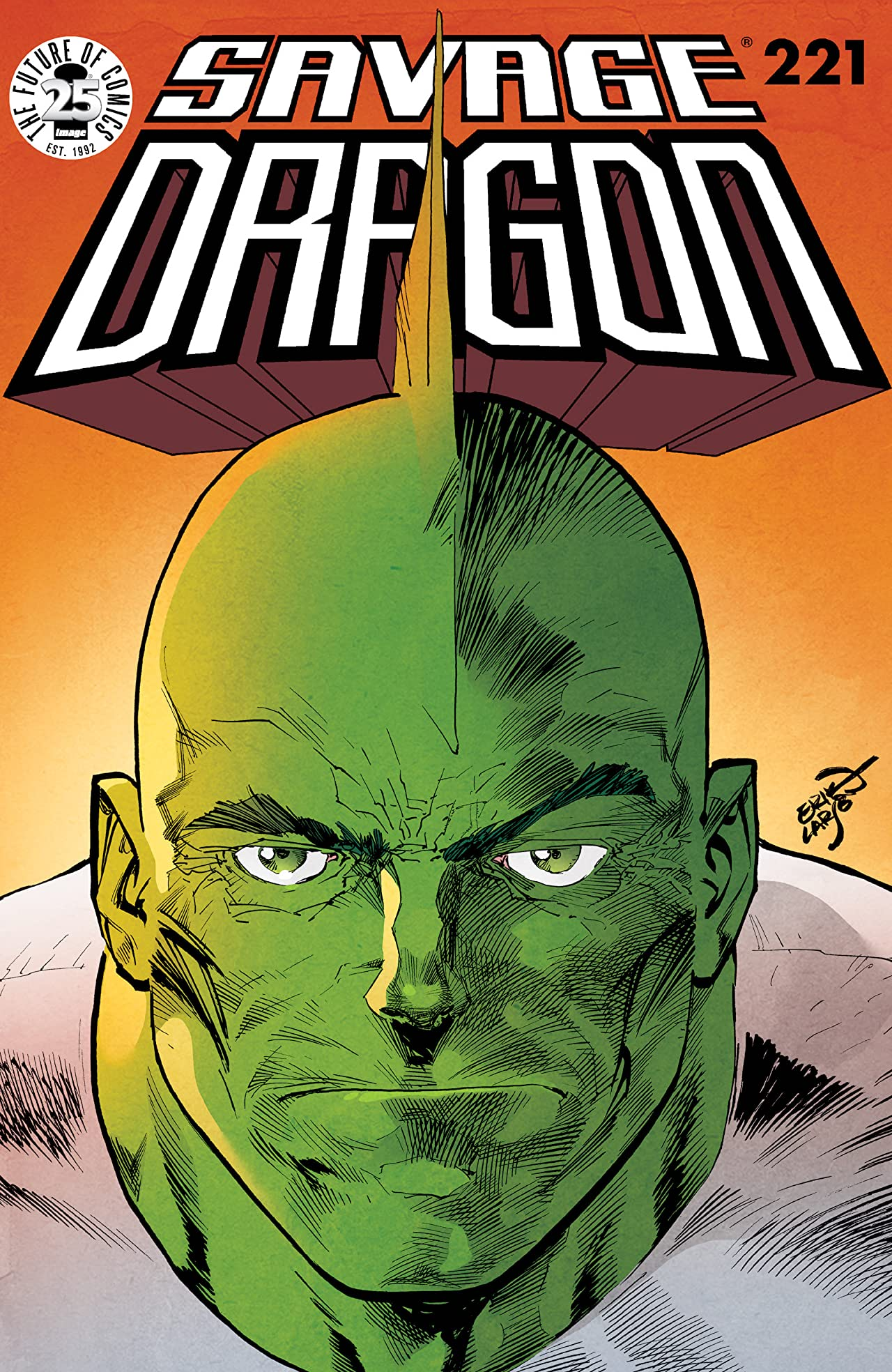 Savage Dragon #221
