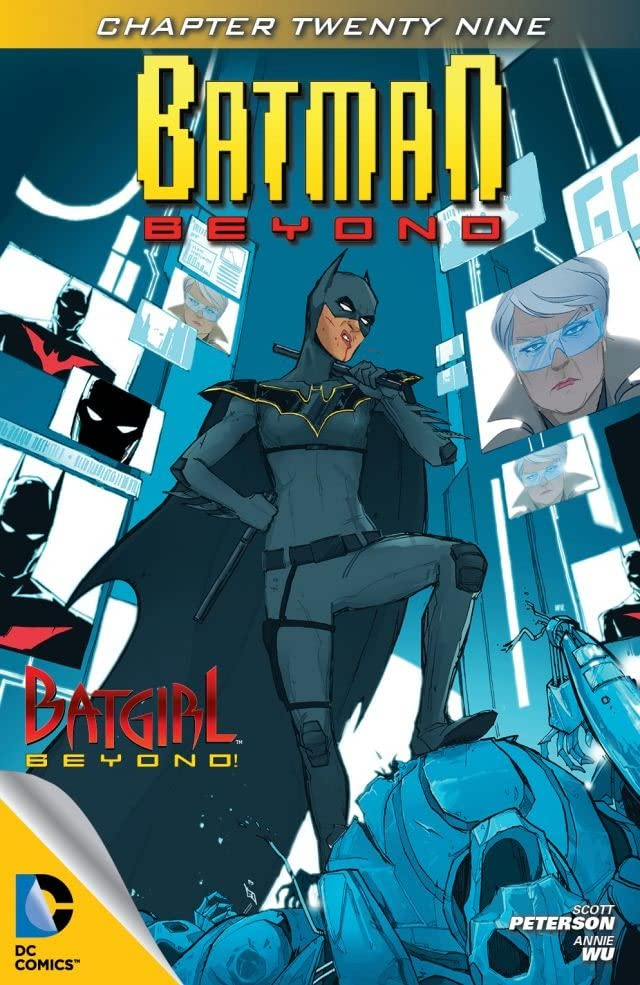 Batman Beyond (2012-2013) #29