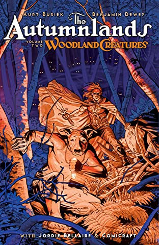 The Autumnlands Vol. 2: Woodland Creatures
