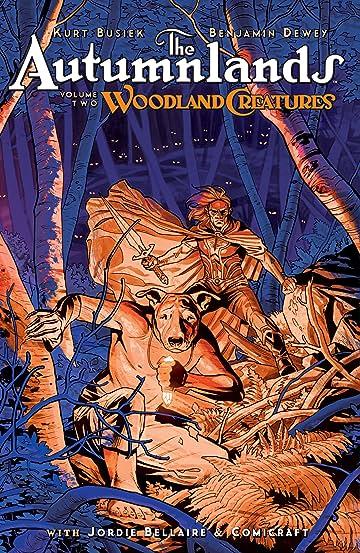 The Autumnlands Vol. 2: Woodland Creatures