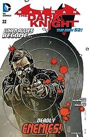 Batman: The Dark Knight (2011-2014) #22