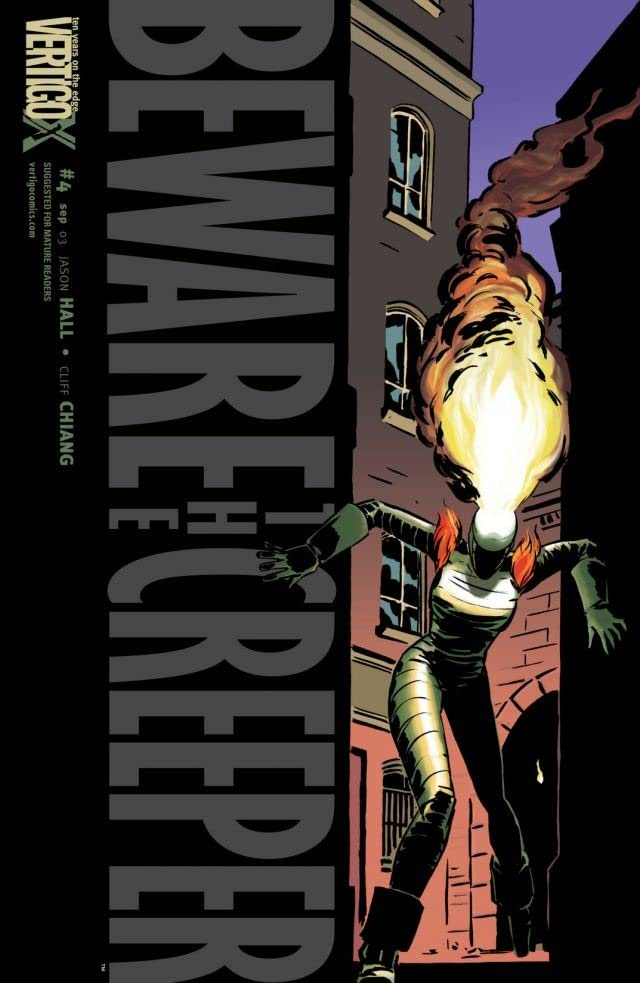 Beware The Creeper (2003) #4 (of 5)