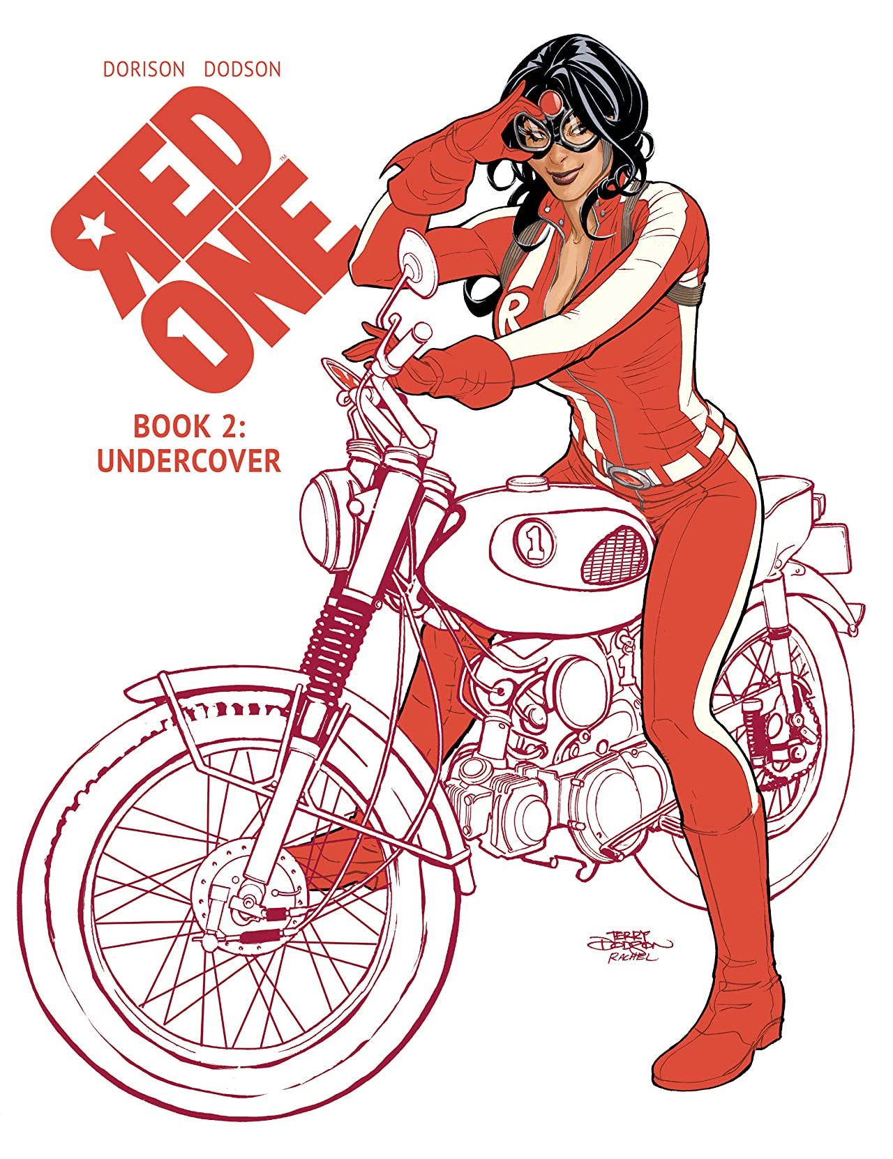 Red One Vol. 2: Undercover