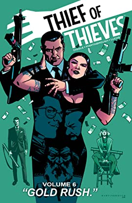 Thief of Thieves Vol. 6