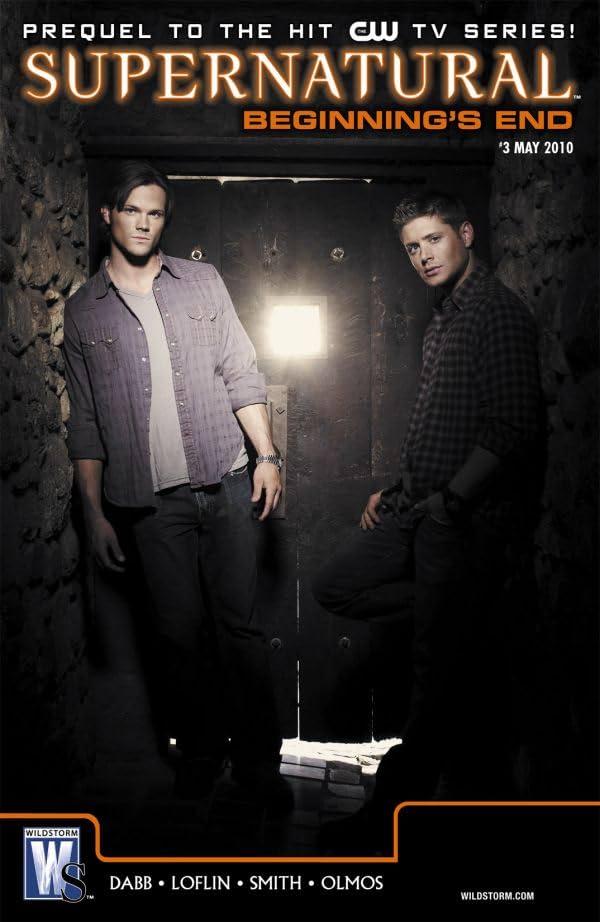 Supernatural: Beginning's End #3 (of 6)