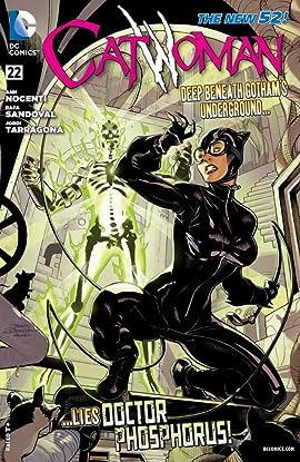 Catwoman (2011-2016) No.22