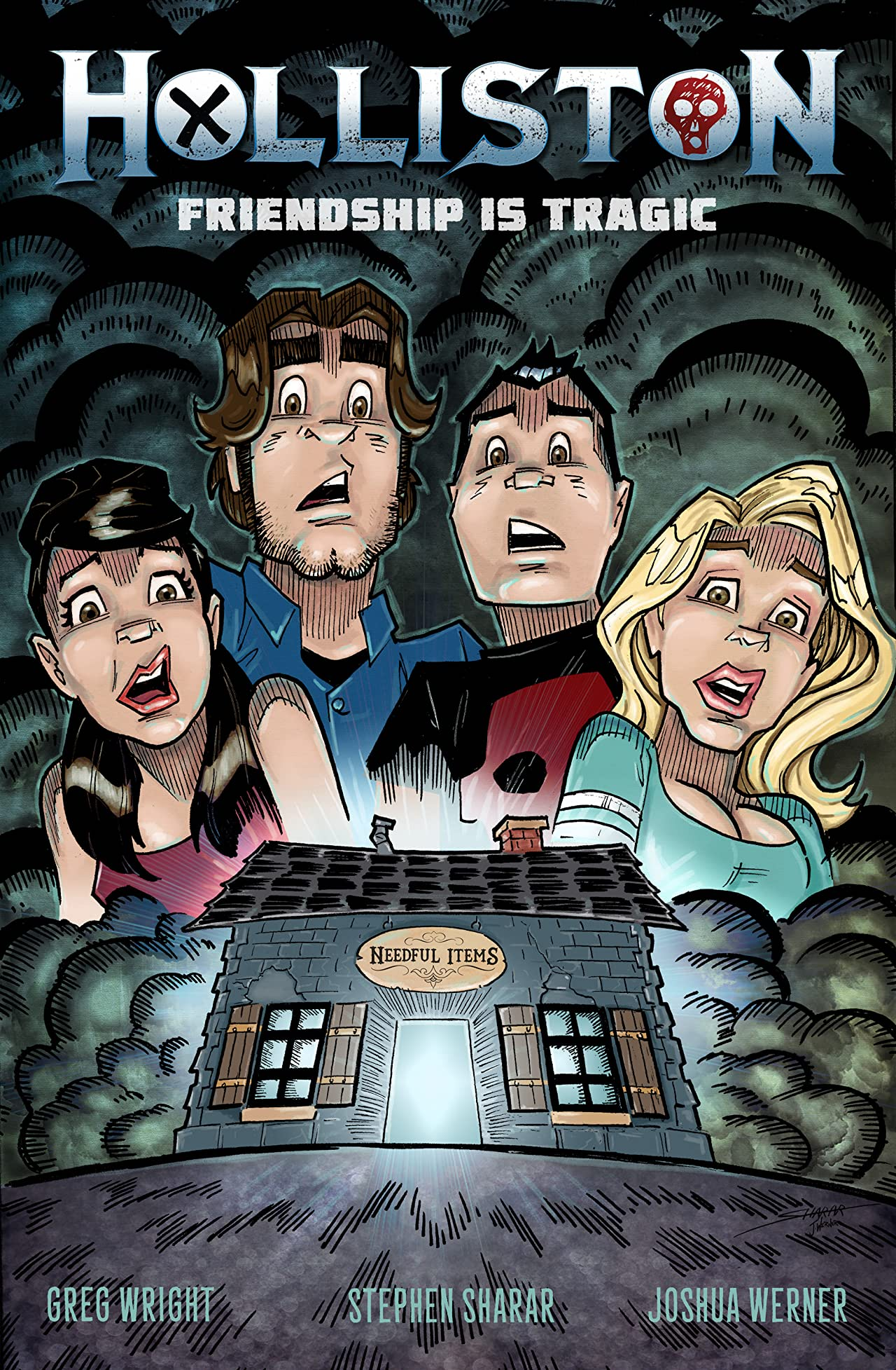 Holliston: Friendship is Tragic