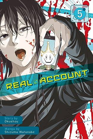 Real Account Vol. 5