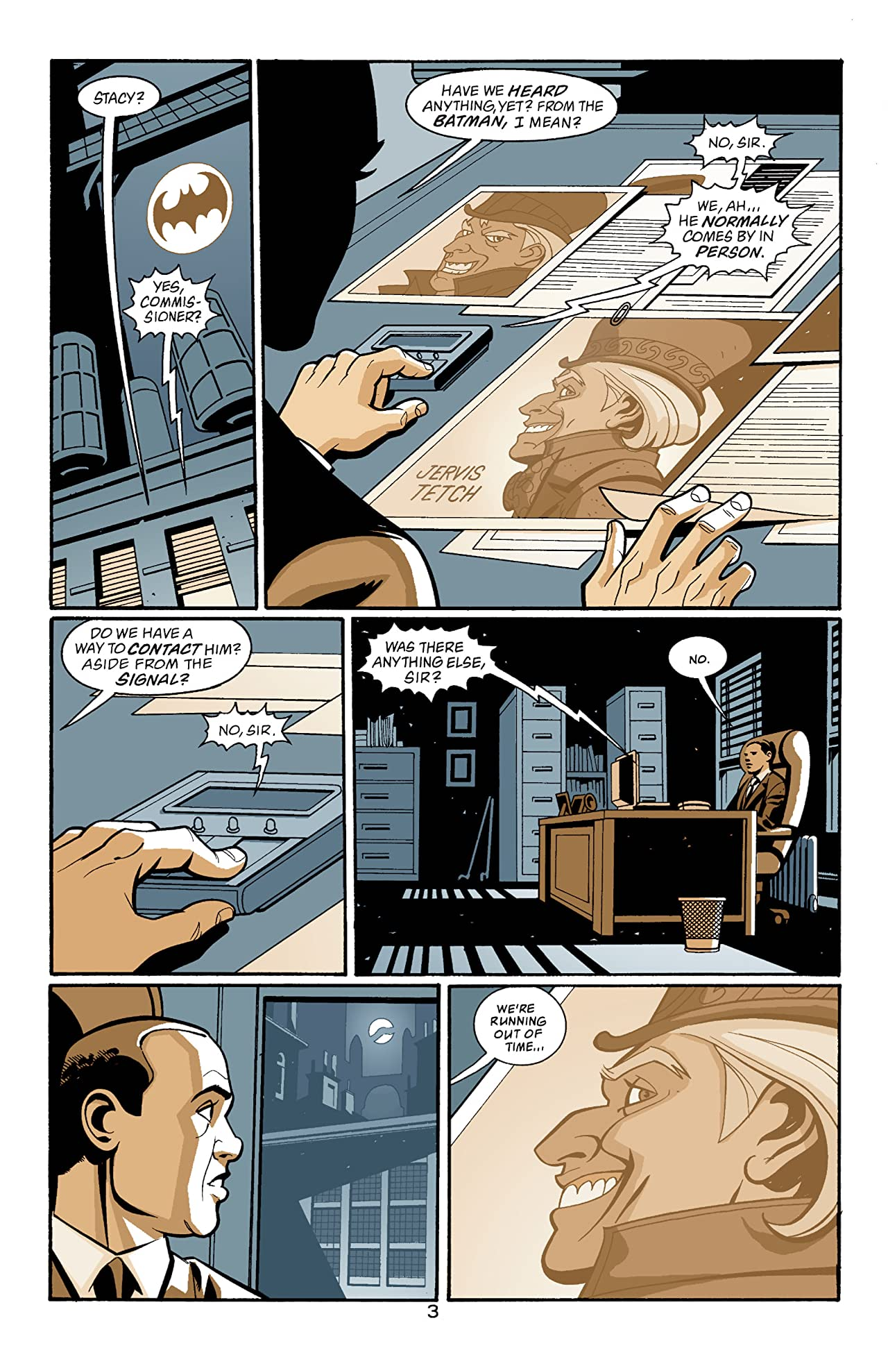 Detective Comics (1937-2011) #760