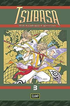 Tsubasa: WoRLD CHRoNiCLE: Niraikanai Vol. 3