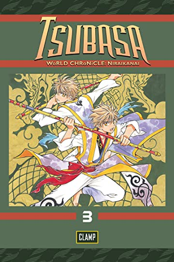 Tsubasa: WoRLD CHRoNiCLE: Niraikanai Vol. 3