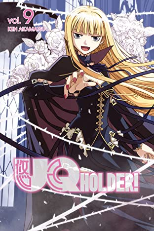 UQ Holder! Vol. 9