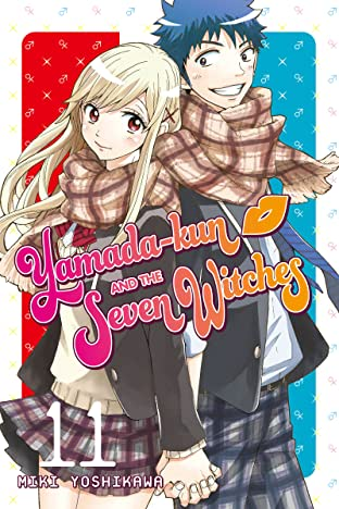 Yamada-kun and the Seven Witches Vol. 11