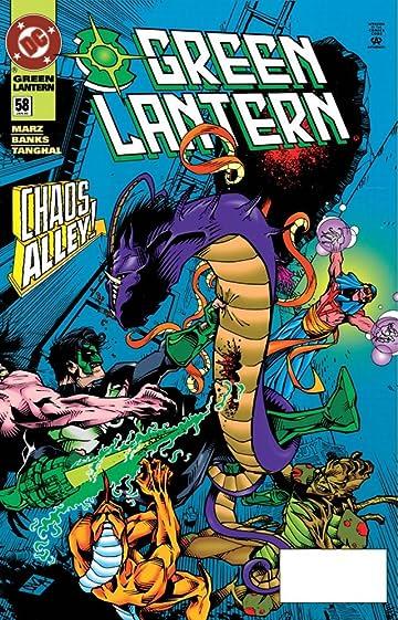 Green Lantern (1990-2004) #58