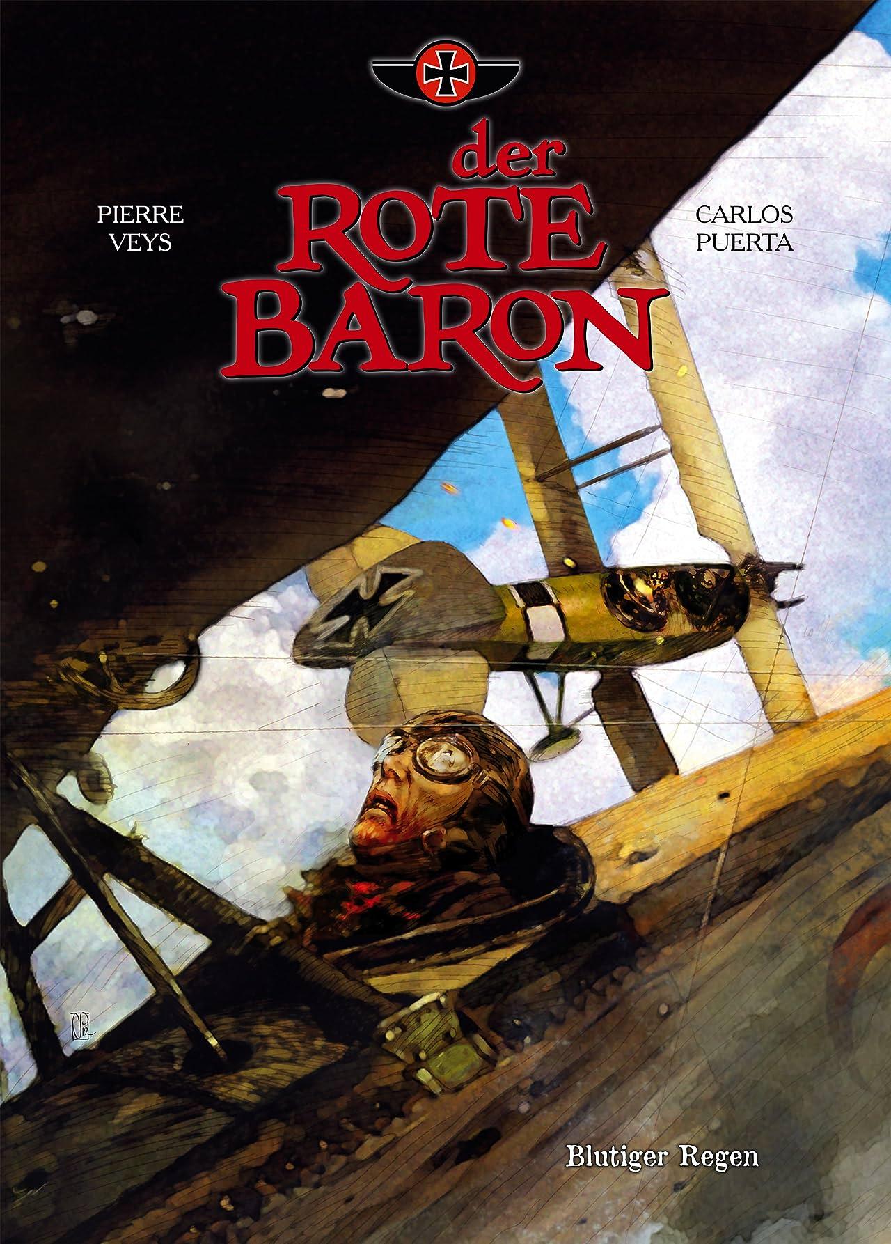 Der Rote Baron Vol. 2: Blutiger Regen