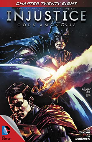 Injustice: Gods Among Us (2013) No.28