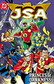 JSA (1999-2006) #50