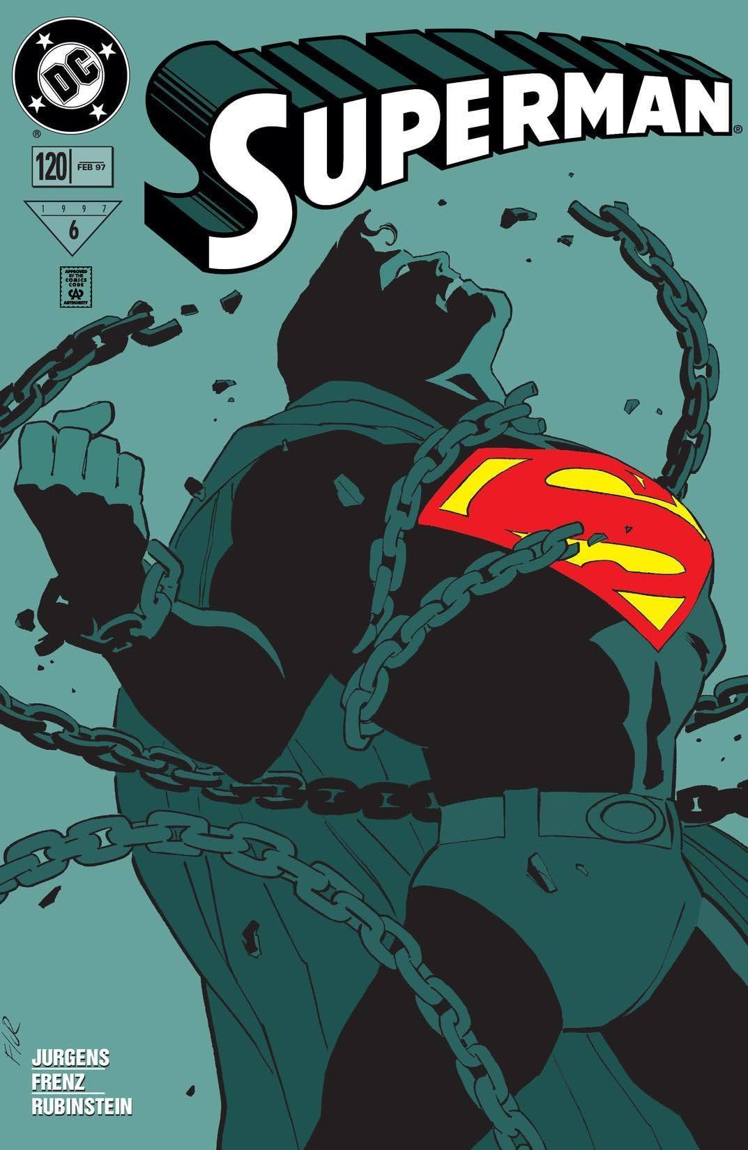 Superman (1987-2006) #120