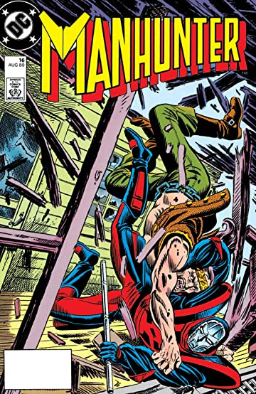 Manhunter (1988-1990) #16
