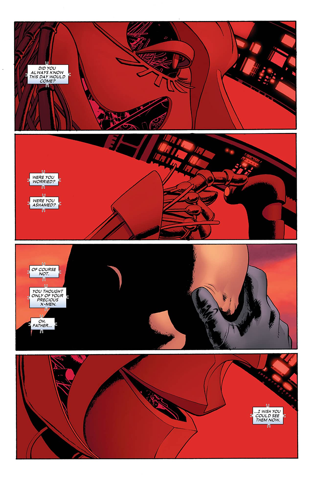 Astonishing X-Men (2004-2013) #10