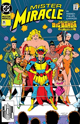 Mister Miracle (1989-1991) #25
