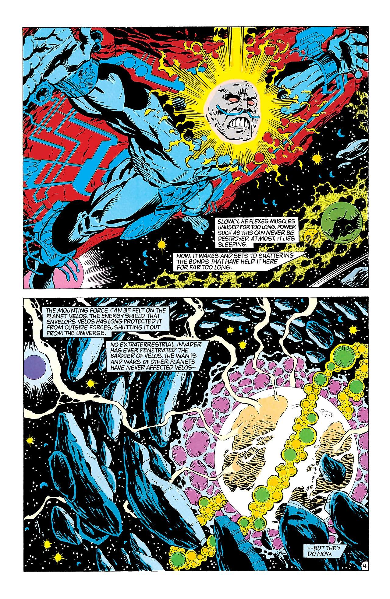 New Gods (1989-1991) #17