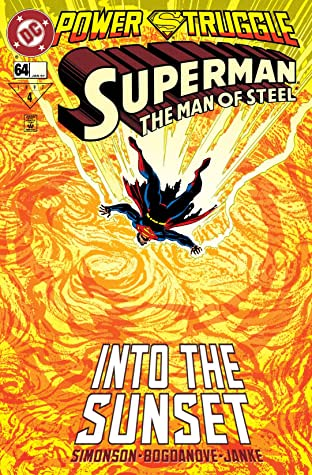 Superman: The Man of Steel (1991-2003) #64