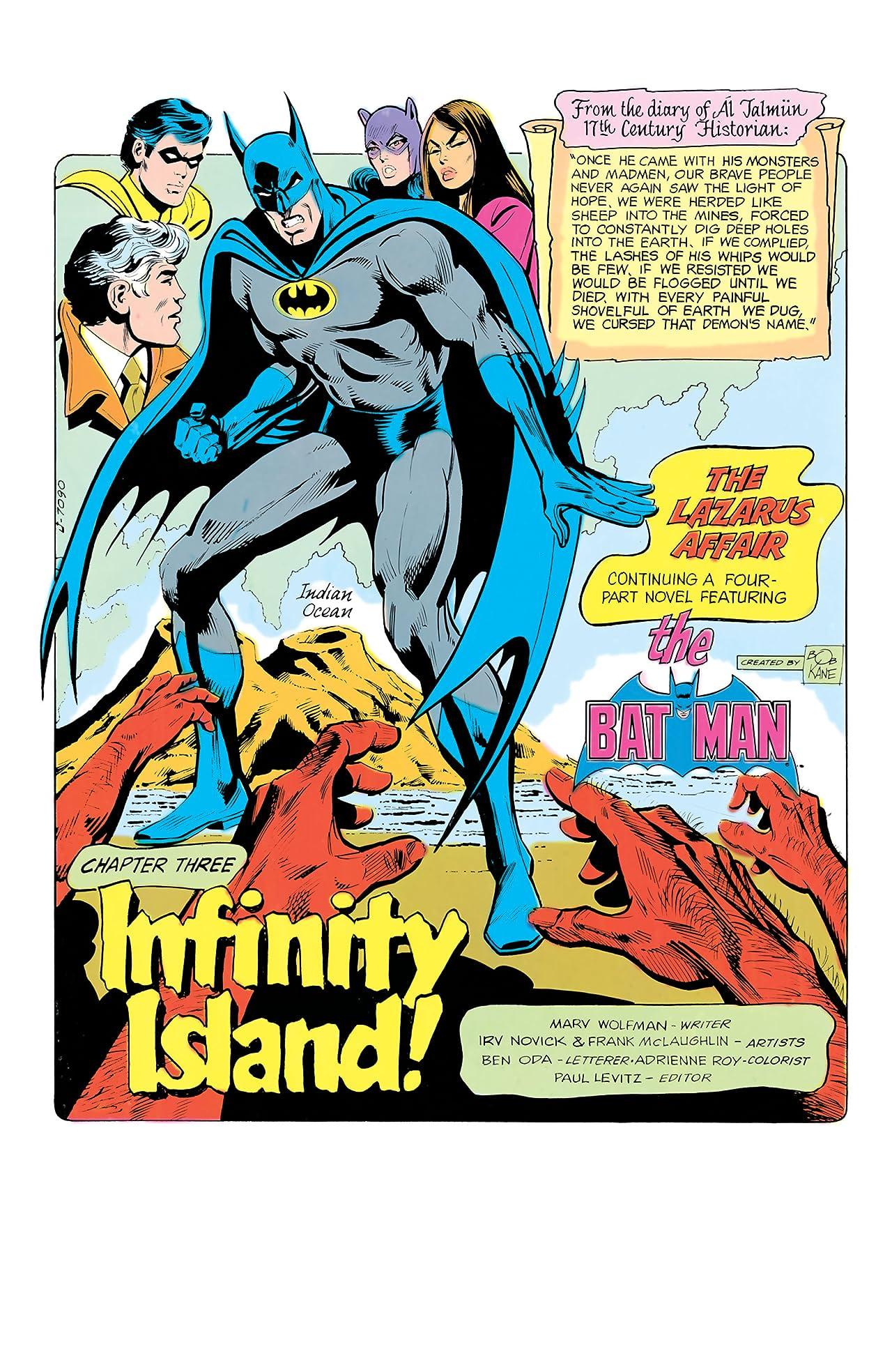 Batman (1940-2011) #334