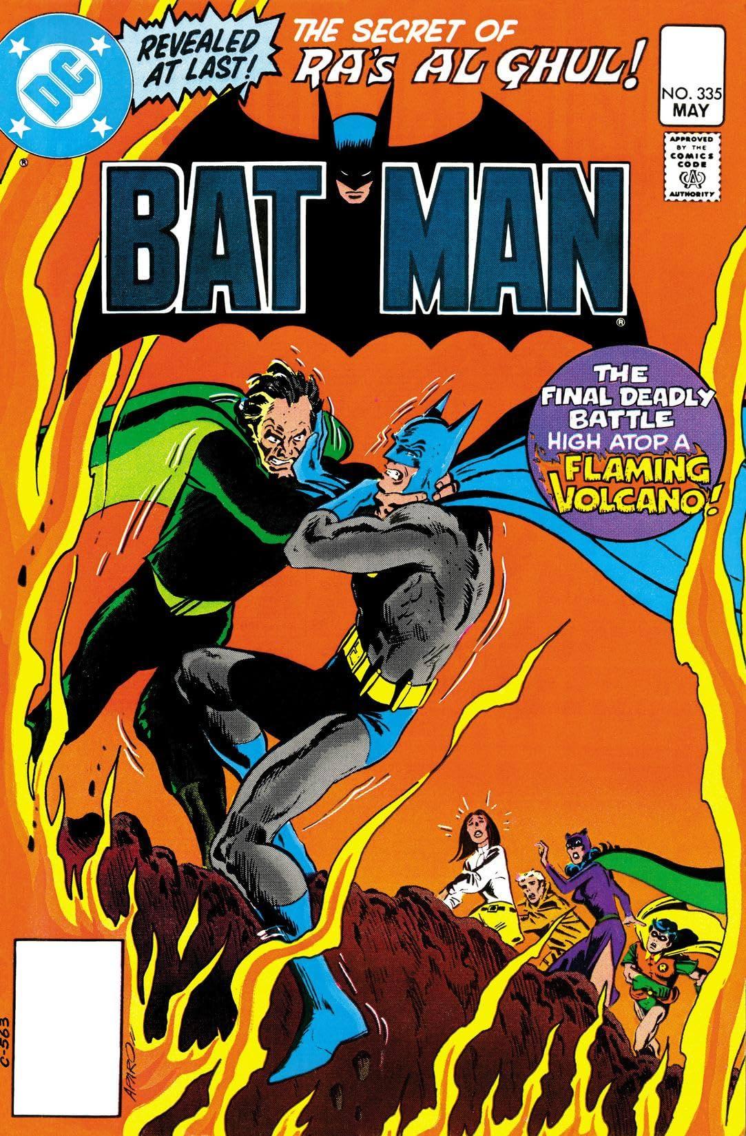 Batman (1940-2011) #335