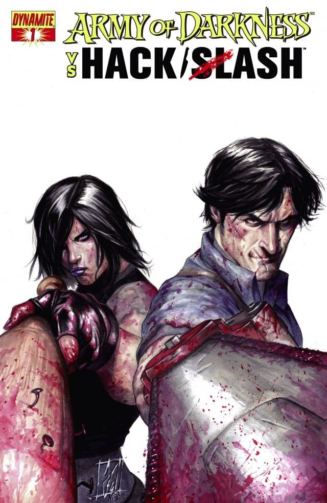 Army of Darkness vs. Hack/Slash #1 (of 6)