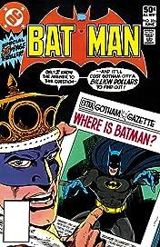 Batman (1940-2011) #336