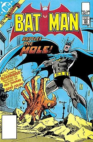 Batman (1940-2011) #340
