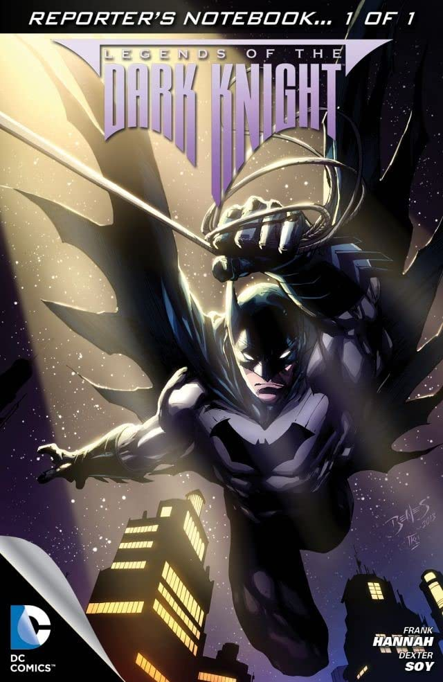 Legends of the Dark Knight (2012-) #60