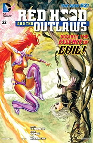 Red Hood and the Outlaws (2011-2015) #22