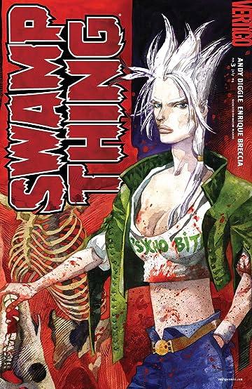 Swamp Thing (2004-2006) No.3