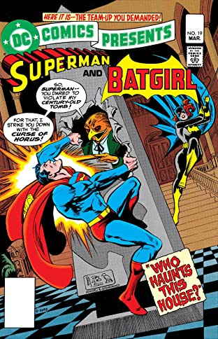 DC Comics Presents (1978-1986) #19