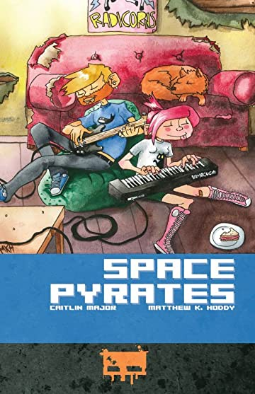 Space Pyrates Vol. 1: Adventurous Beginnings