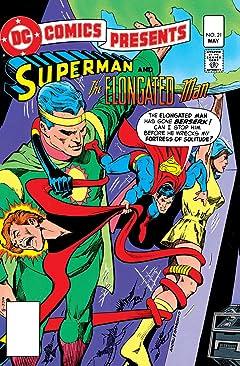 DC Comics Presents (1978-1986) #21