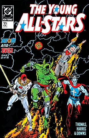 Young All-Stars (1987-1989) #22