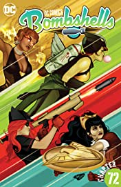 DC Comics: Bombshells (2015-2017) #72