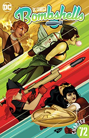 DC Comics: Bombshells (2015-) #72