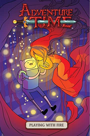 Adventure Time Tome 1: Playing With Fire