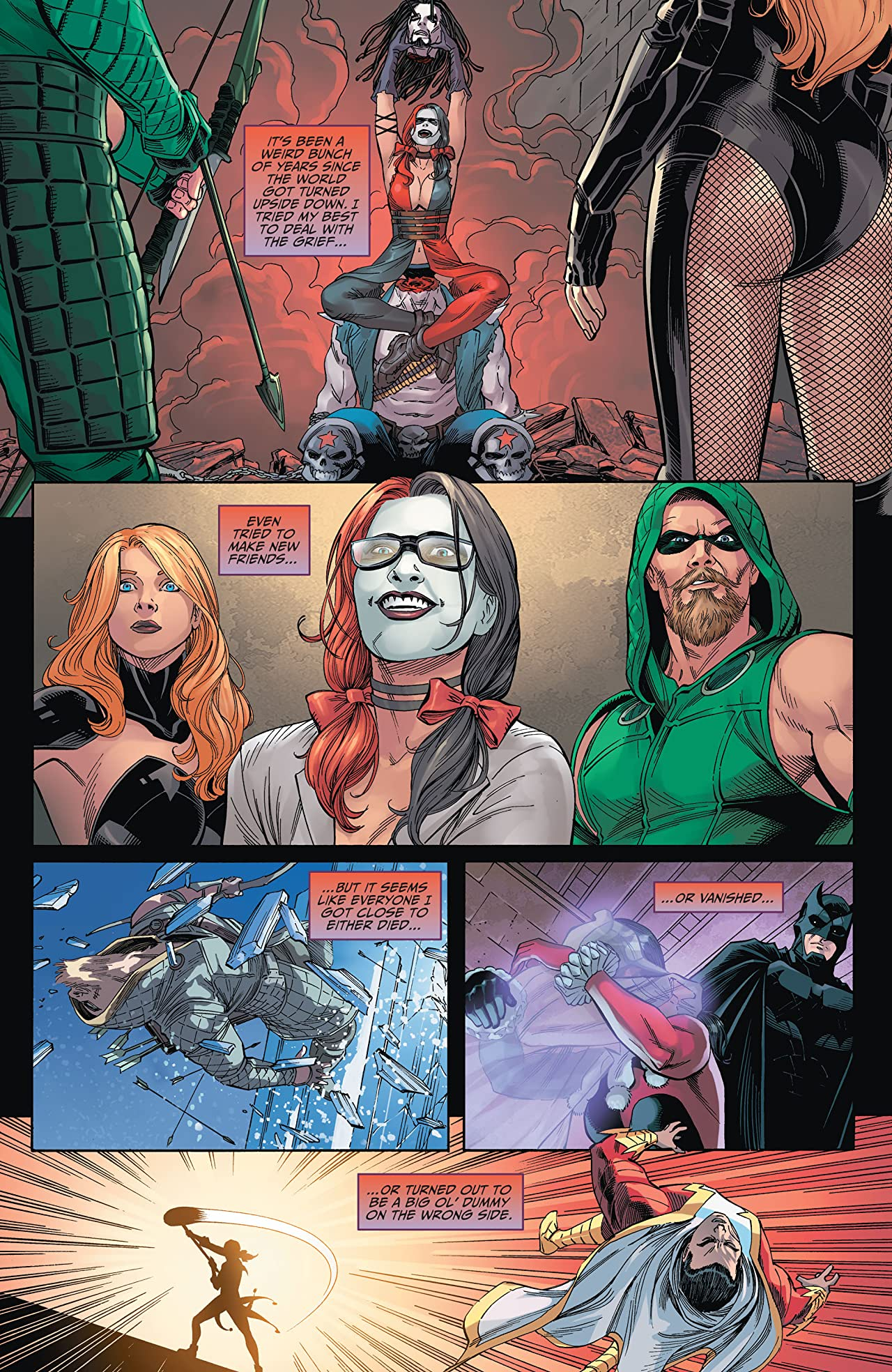 Injustice: Gods Among Us: Year Five (2016): Annual #1